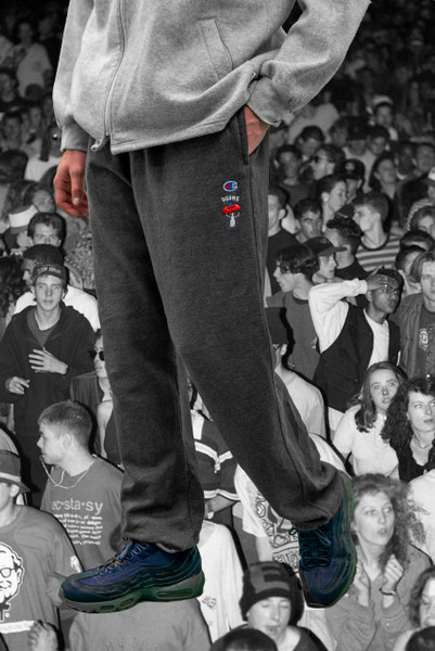 Vintage Reworked 90s Champion Joggers