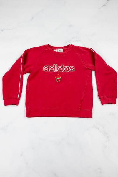 Reworked Vintage Adidas Fruit Sweatshirt