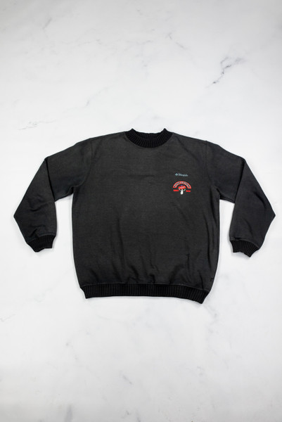 Reworked Vintage Black Sweatshirt