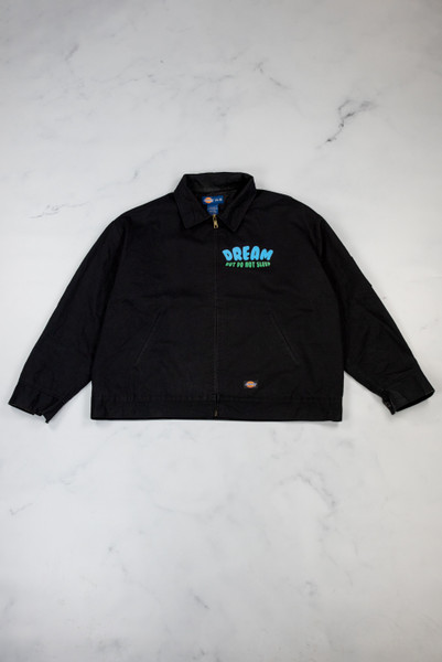 Reworked Vintage Dickies Black Jacket