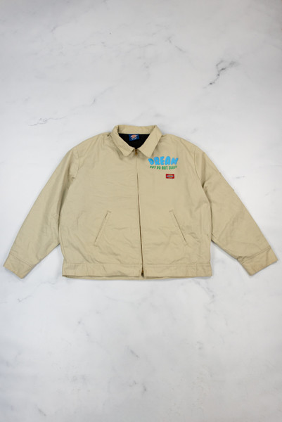 Reworked Vintage Dickies Eisenhower Jacket