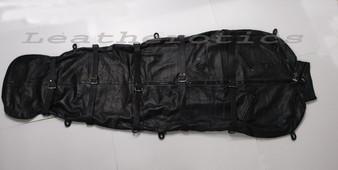Bondage-Schlafsack aus Leder