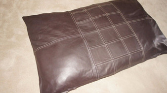 Top Korn Soft Flexibel Leder Kissenbezug oder Hundebett