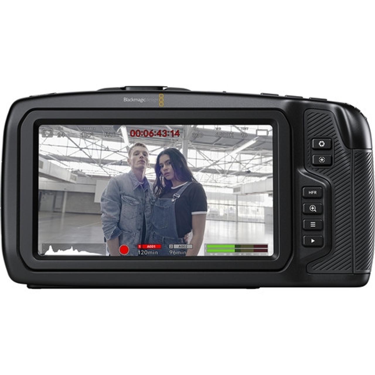 Blackmagic Design Pocket Cinema Camera 6k Canon Ef Auckland Nz