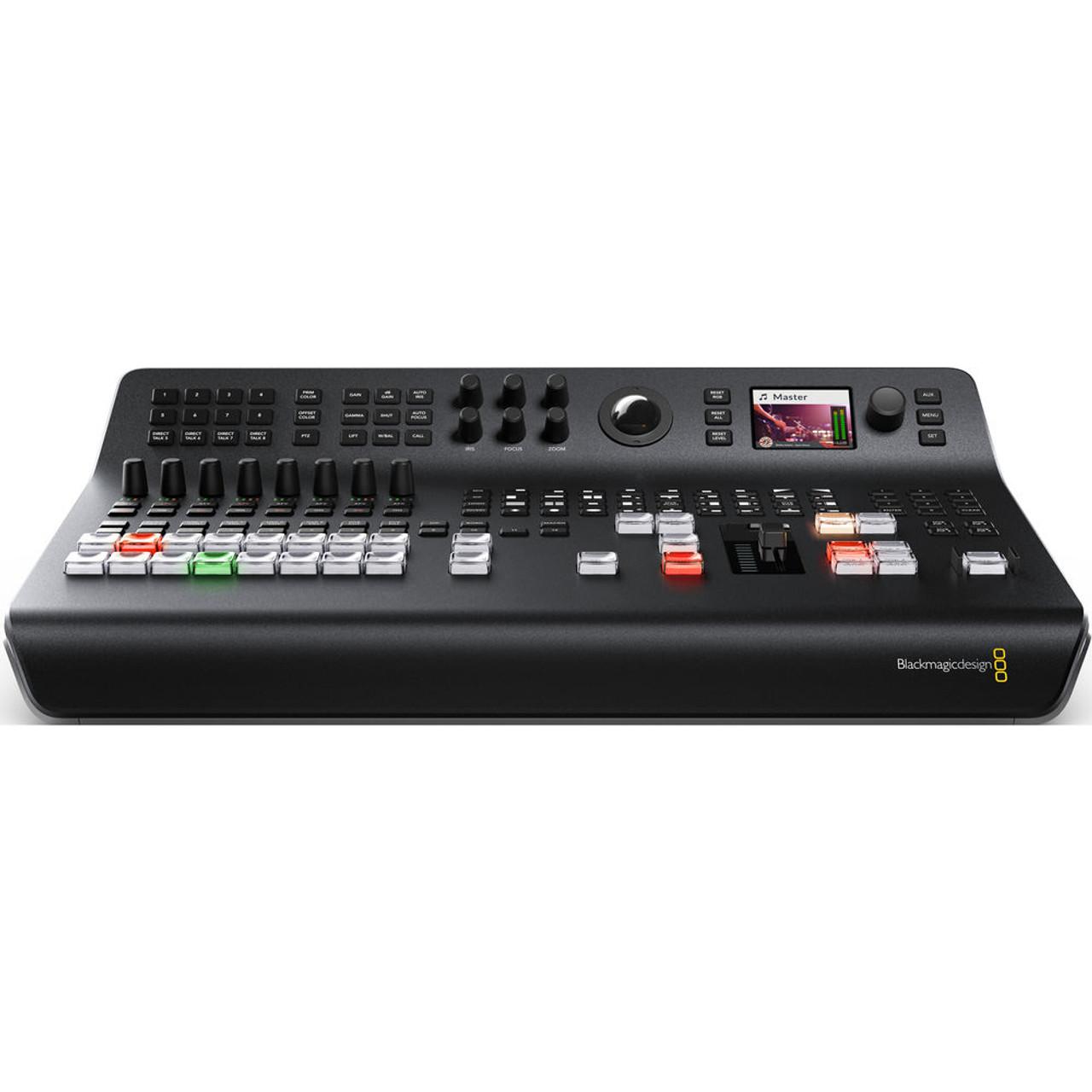 Blackmagic Design Atem Television Studio Pro Hd Live Production Switcher Auckland Nz