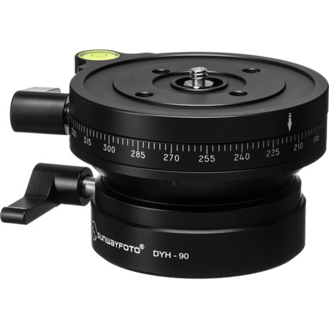 76mm High Precision Add-On Offset Bubble Spirit Level Plate for Tripod Ball Head Durable