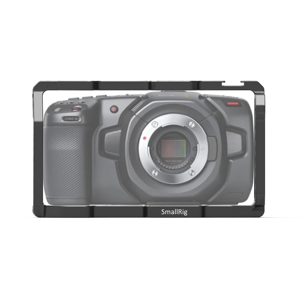 Smallrig Cage For Blackmagic Design Pocket Cinema Camera 4k 6k 2203 Auckland Nz