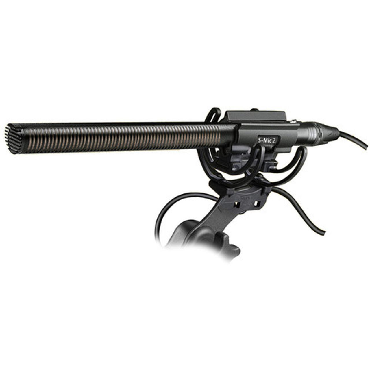 Deity Microphones S-Mic 2 Shotgun Microphone and Location Kit | Auckland |  NZ