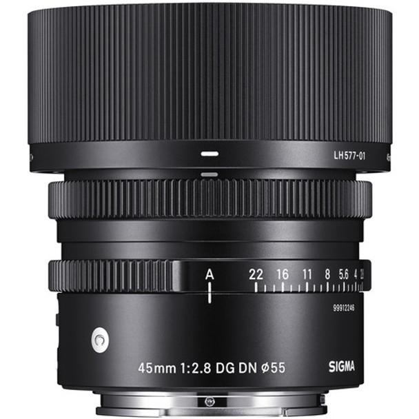 Sigma 45mm f/2.8 DG DN Contemporary Lens for Leica L