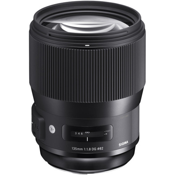Sigma 135mm f/1.8 DG HSM Art Lens - Nikon