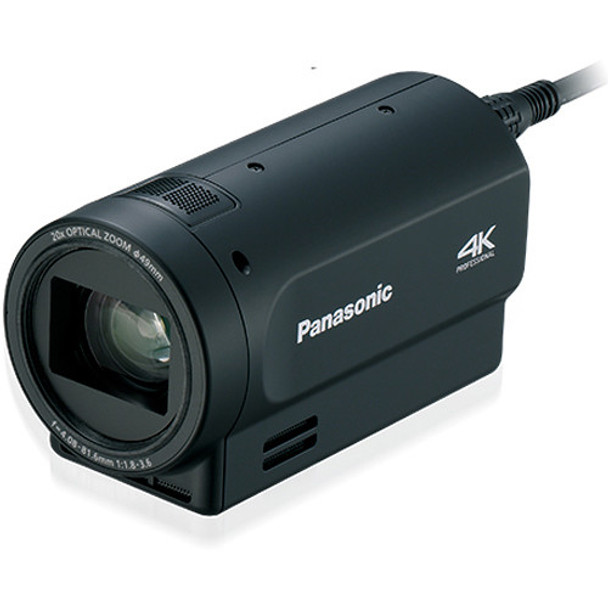 Panasonic 4K Remote Camera Head (requires AG-UMR20GJ recorder and AG-C20003G or AG-C20020G cable)