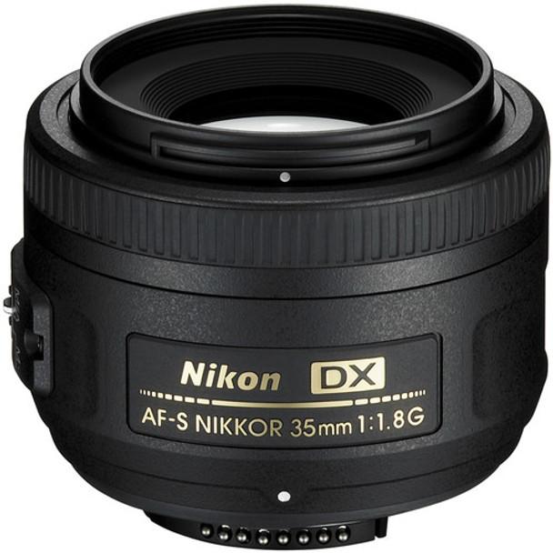 Nikon AF-S DX NIKKOR 35mm f 1.8G