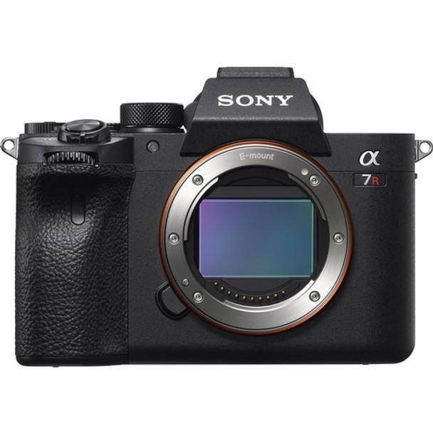 Sony Alpha a7R IV Mirrorless Digital Camera (Body Only) (w/ FREE Sony FZ100 Battery)