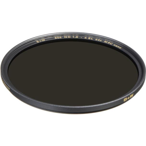 B+W 806 77mm XS-Pro MRC Nano ND 1.8 Filter