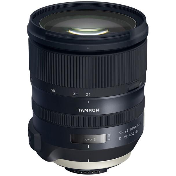 Tamron SP 24-70mm f/2.8 DI VC USD G2 Lens - Nikon