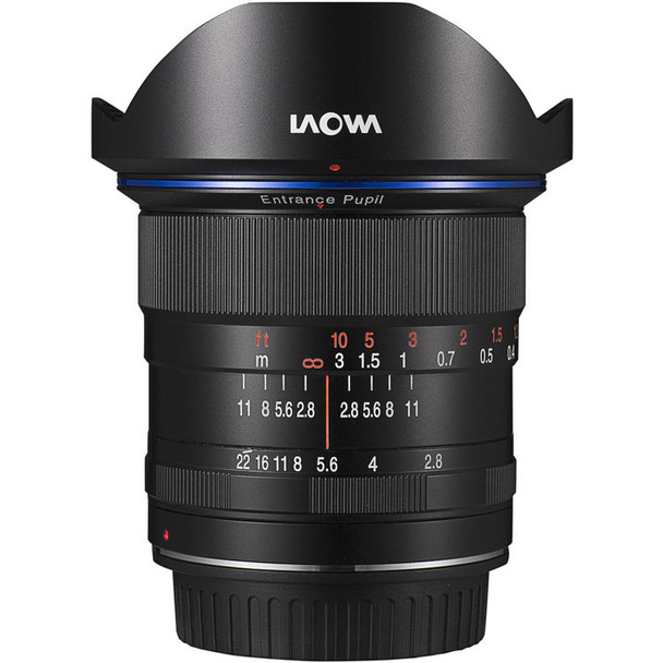 Laowa 12mm f/2.8 Zero-D Lens - Nikon