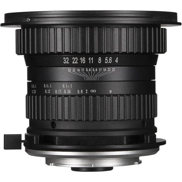 Laowa 15mm f/4 Wide Angle Macro Lens - Nikon