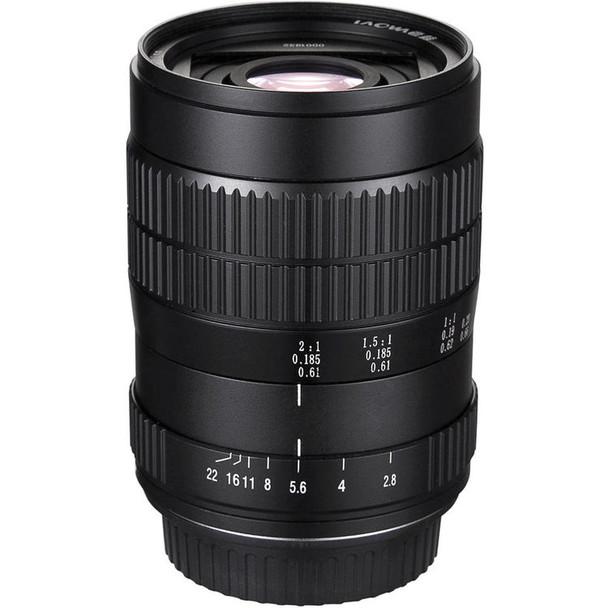 Laowa 60mm f/2.8 2X Ultra-Macro Lens - Sony FE