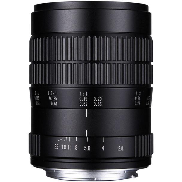 Laowa 60mm f/2.8 2X Ultra-Macro Lens - Nikon