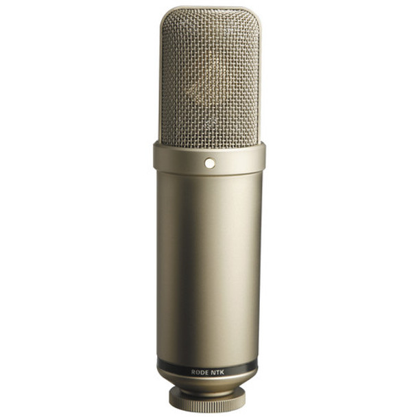 RODE NTK 1 INCH TUBE CONDENSER STUDIO MICROPHONE
