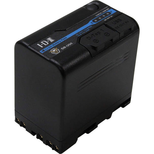 IDX (48Wh) 14.4V/3.2Ah Lithium ion Battery for BP-U type