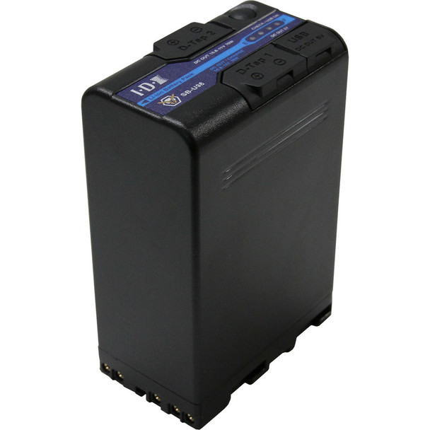 IDX (96Wh) 14.4V/6.4Ah Lithium ion Battery for BP-U type