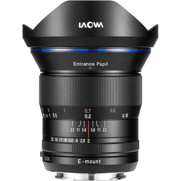 Laowa 15mm f/2 FE Zero-D Lens - Sony E