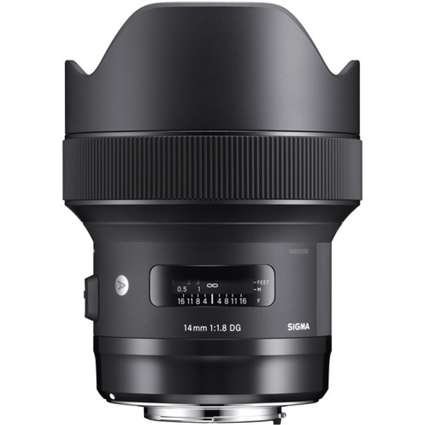 Sigma 14mm f1.8 DG HSM Art for Leica L