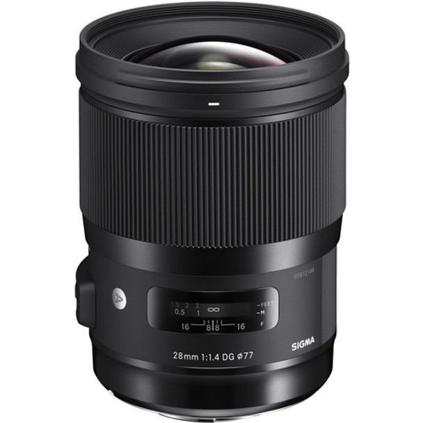 Sigma 28mm f1.4 DG HSM Art for Leica L