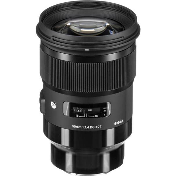 Sigma 50mm f1.4DG HSM Art for Leica L