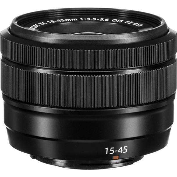 Fujifilm XC 15-45mm f/3.5-5.6 OIS PZ Lens (Black)
