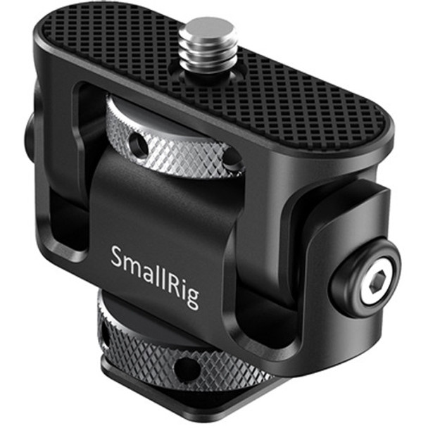 SmallRig Tilting Monitor Mount with Cold Shoe BSE2431
