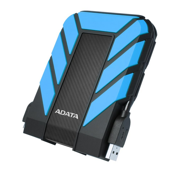 ADATA HD710 Pro Durable USB3.1 External HDD 2TB Blue