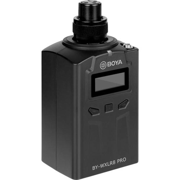 BOYA BY-WXLR8 RPO XLR transmitter for the BY-WM8 Pro system