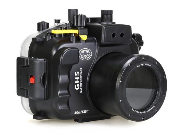 Meikon Panasonic GH5 Underwater Camera Housing
