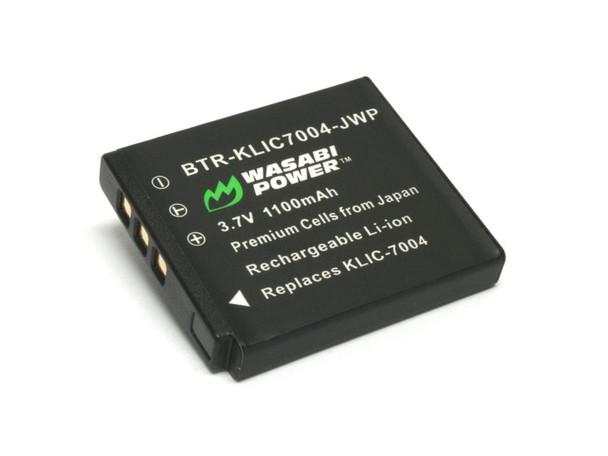 Wasabi KLIC-7004 Battery