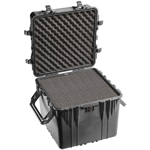 Pelican 0350 Cube Case (Black)