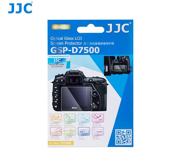 JJC LCD Screen Protector for NIKON D7500