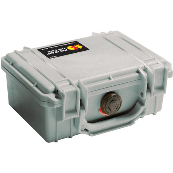 Pelican 1120 Case without Foam (Silver)