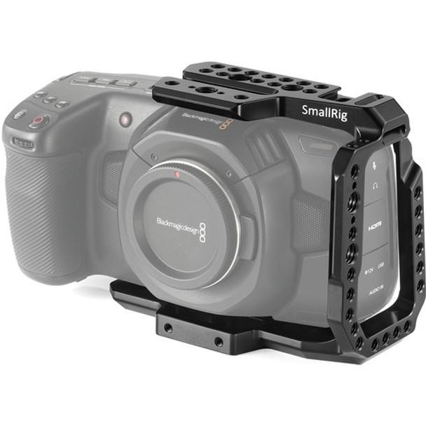 SmallRig Half Cage for Blackmagic Design Pocket Cinema Camera 4K & 6K CVB2254