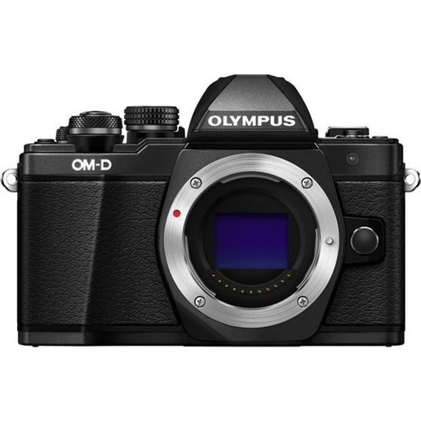 Olympus OM-D E-M10 Mark II Body Only Black