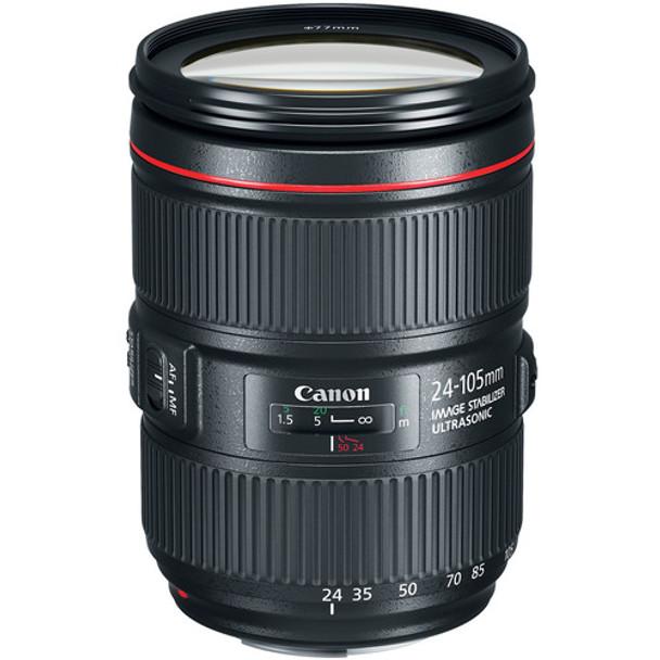 Canon EF 24-105mm f/4L II IS USM Lens