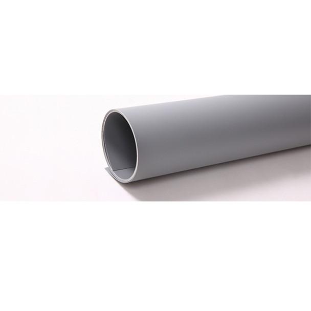 DEEP PVC Photography Backdrop 60x120cm Light Grey
