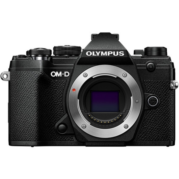 Olympus OM-D E-M5 III Body Only Black & FREE Visa Card