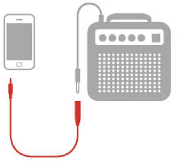IK Multimedia iLine Mono Output Adapter Cable
