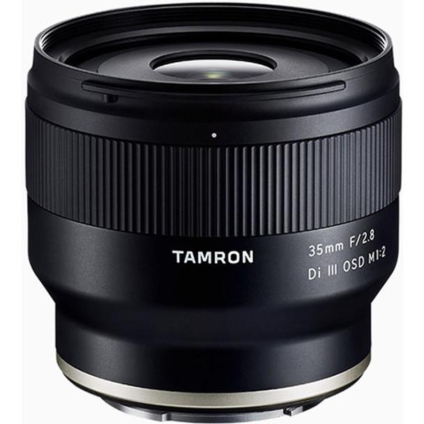 Tamron 35mm f/2.8 Di III OSD M 1:2 Lens for Sony E & $50 Cashback