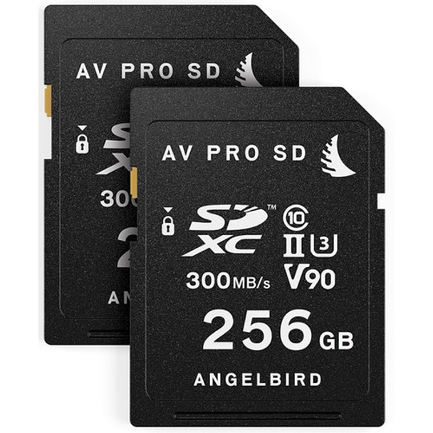 Angelbird 512GB Match Pack for the Panasonic EVA1 (2 x 256GB)