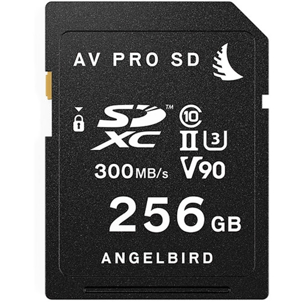 Angelbird 256GB Match Pack for the Panasonic GH5 & GH5S (2 x 256GB)