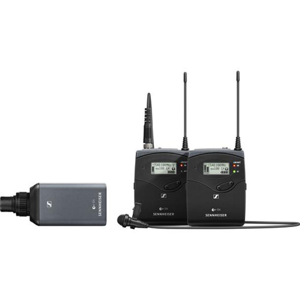 Sennheiser EW 100 ENG G4 Wireless Microphone Combo System (B Band)