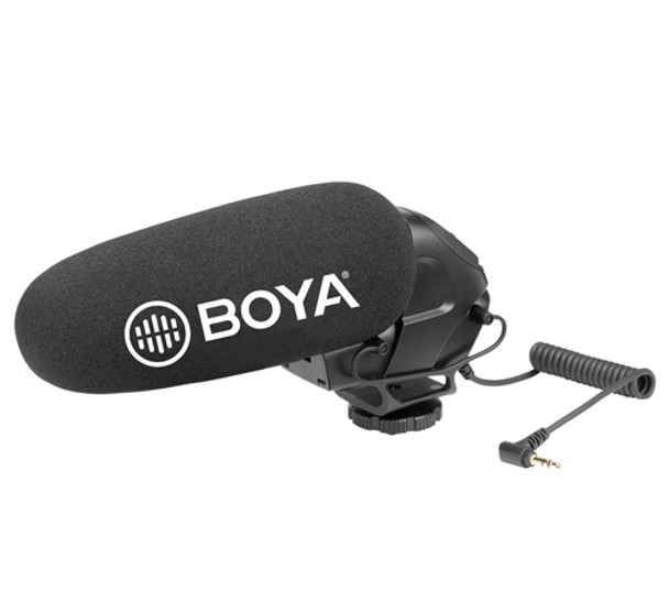 BOYA BY-BM3031 Super-Cardioid Shotgun Microphone